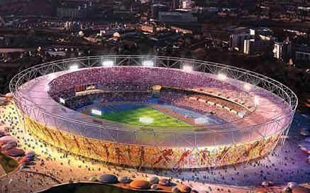 ceremonia de apertura olimpica