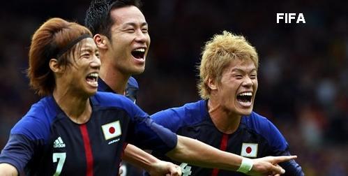 japon futbol londres 2012