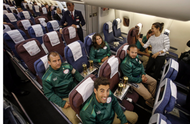antorcha olimpica en brasil00
