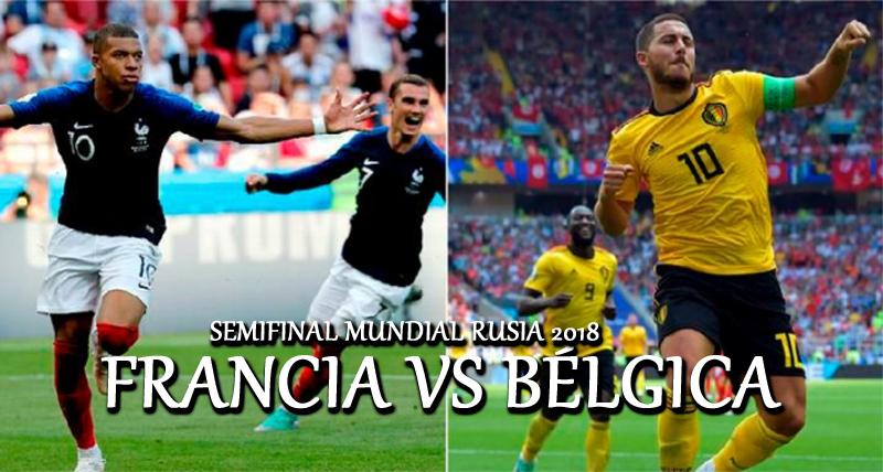 francia vs belgica en vivo online pic