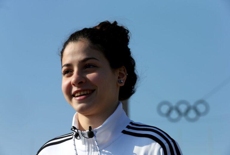 atleta siria
