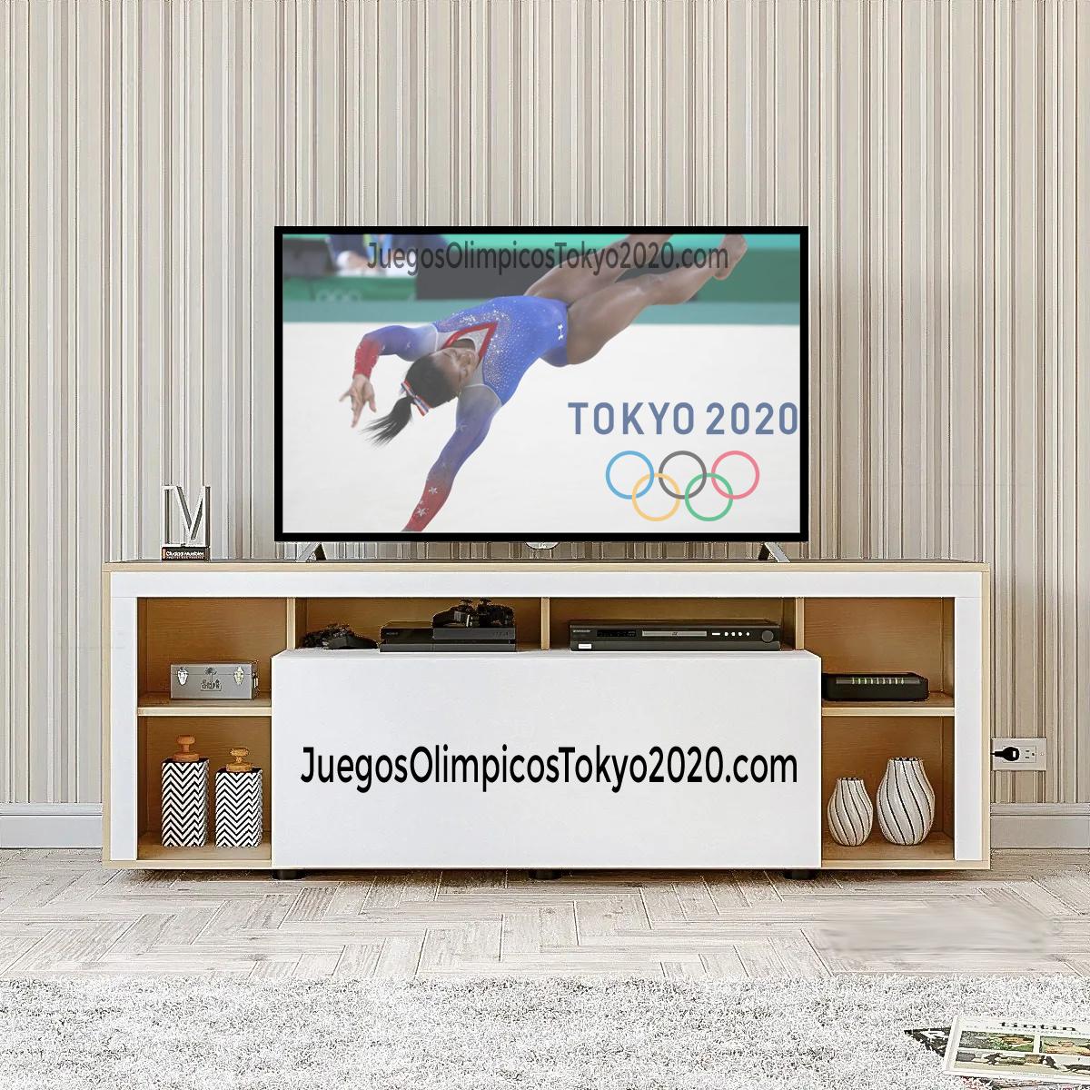 transmision juegos olímpicos tokio 2020 canales de tv